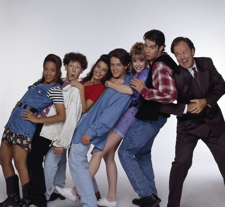 Pin for Later: Why You Already Totally Recognize Beyoncé's New Stepsister  Speaking of Saved by the Bell, her real-life dad, Richard, stopped by on one episode to play Megan's father, Judge Thurston Jones.