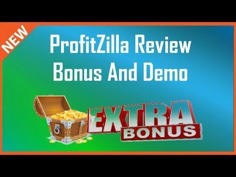 ProfitZilla Review | Demo Plus ProfitZilla Bonus - YouTube