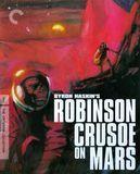 Robinson Crusoe on Mars [Criterion Collection] [Blu-ray] [1964], CC1974BD