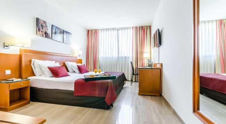 Eurostars Barbera Parc Barbera del Valles This modern hotel offers free Wi-Fi, free parking and spacious, air-conditioned rooms with flat-screen TVs. It is situated just off the C58 Motorway, around 15 km from Barcelona city centre.  The Barbera's rooms have bright, functional décor.