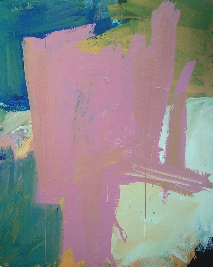 "Ian MacLeod :: Untitled - 60""x48"" - Acrylic on canvas."
