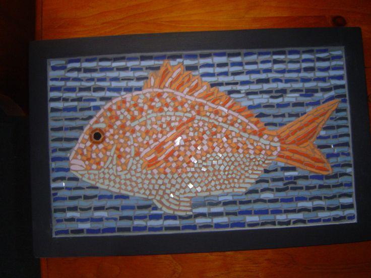 Mosaic snapper