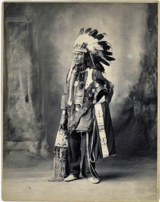 Старинные фото индейцев | Indiaan