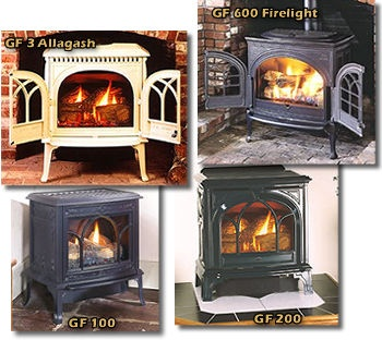 17 best images about cook stoves on pinterest stove old for Craftsman gas fireplace