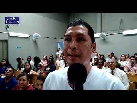 Testimonio en la Iglesia de Zamorano Palmira, Valle, (Colombia) Julio 2017 – Iglesia de Dios Ministerial de Jesucristo Internacional
