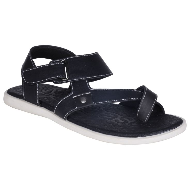 Now available on our store :Kraasa 10004 Black Sandal Check it out here ! www.kraasa.com