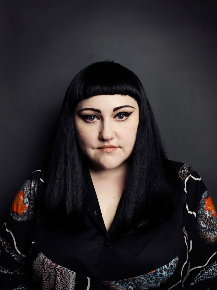 Gossip-ing with Beth Ditto — fashion muse, gay icon and musical heroine