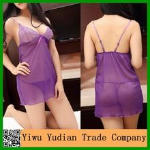 Purple Transparent Nighty Ladies Sexy Night Sleeping Dress Best Seller follow this link http://shopingayo.space