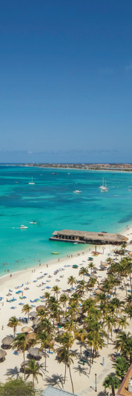 Palm Beach - Aruba- Vacations in Aruba - Riu Palace Antillas - RIU Hotels & Resorts