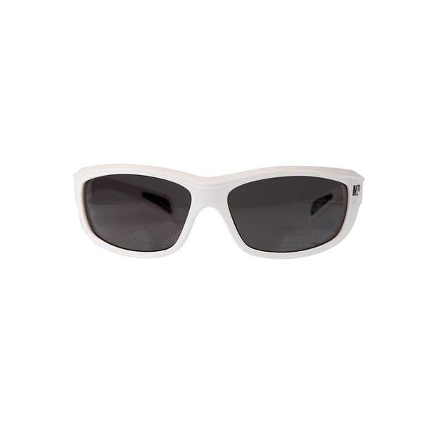 M&P Whitehawk Full Frame Shooting Glasses White/Smoke 110172 | M&P ...