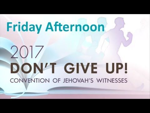 2017 Regional Convention- Saturday Afternoon - YouTube