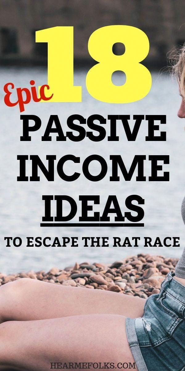 28 Die lukrativsten passiven Einkommensideen, die tatsächlich funktionieren – Wissen