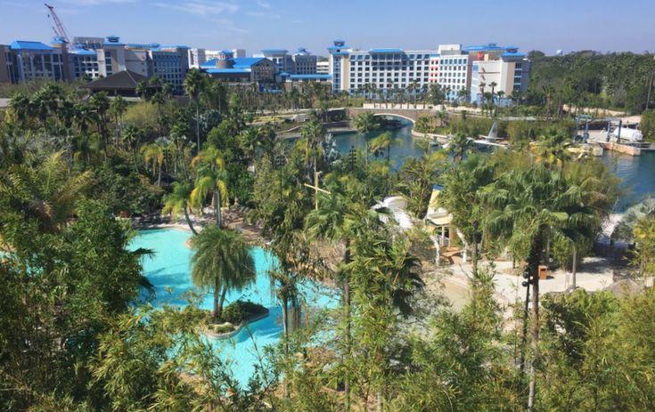 Loews Royal Pacific no Universal Orlando Resort