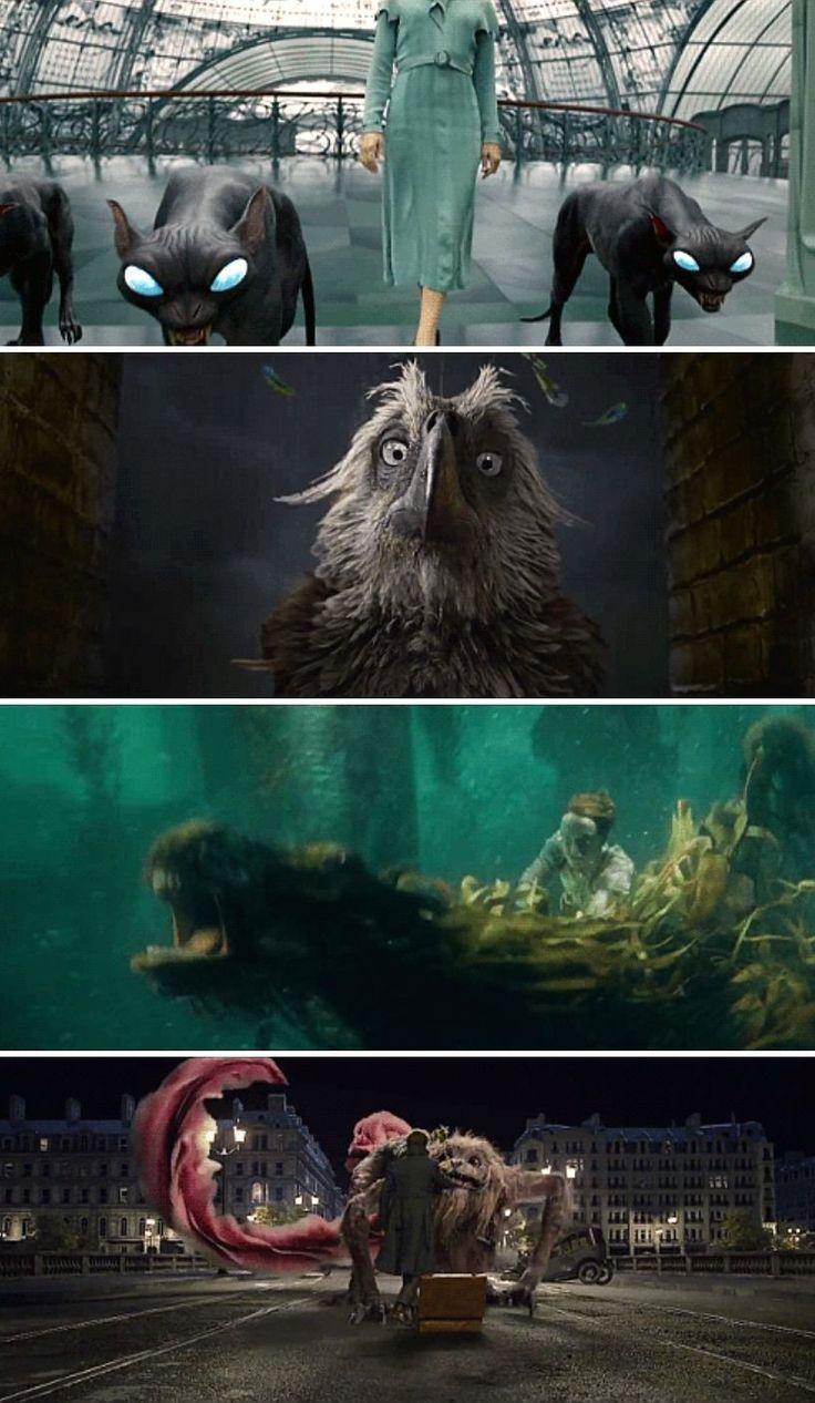 Critica Do Filme Monstros Fantasticos Os Crimes De Grindelwald
