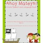 Shiver me timbers! Grab this packet just in time for International Talk Like a Pirate Day (September 19, 2013)! This activity packet includes a var...