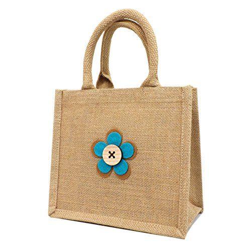 Jute Hessian Lunch Gift Bag - Flower Design Yellowboots http://www.amazon.co.uk/dp/B00UANV5J2/ref=cm_sw_r_pi_dp_gZuLwb1E2D71V