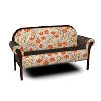 Lunararc Sims : Charlotte Living Room Set