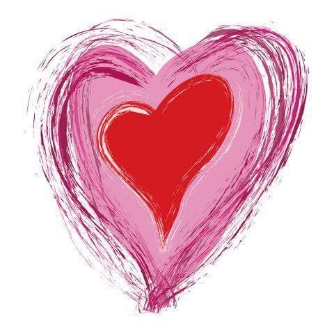 Imagenes De Corazones De Amor Y Frases Bonitas