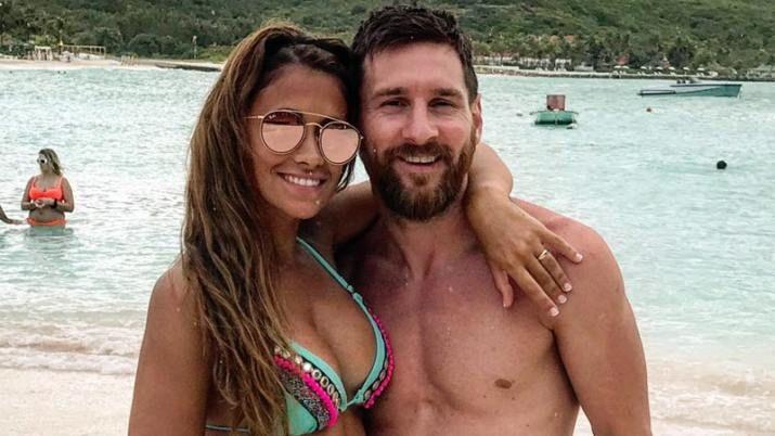 Lionel Messi y Antonela estarían esperando su tercer hijo