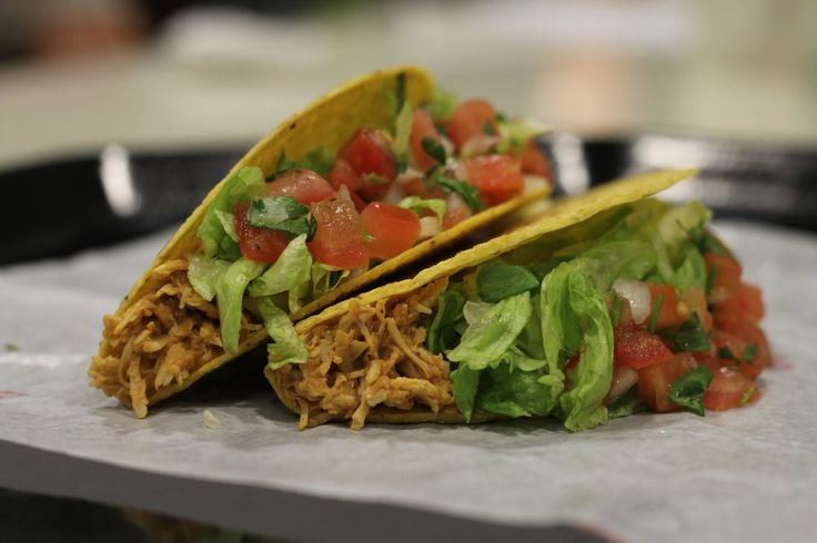 Fresco Soft and Crunchy Tacos