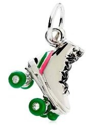 Juicy Couture Jewelry Mini Rollerskate Charm Charm Spring 2012