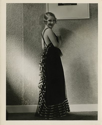 Helen Hayes - Photo by George Hurrell from Another Language