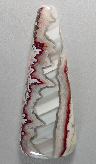 forest fire plume agate #mineral