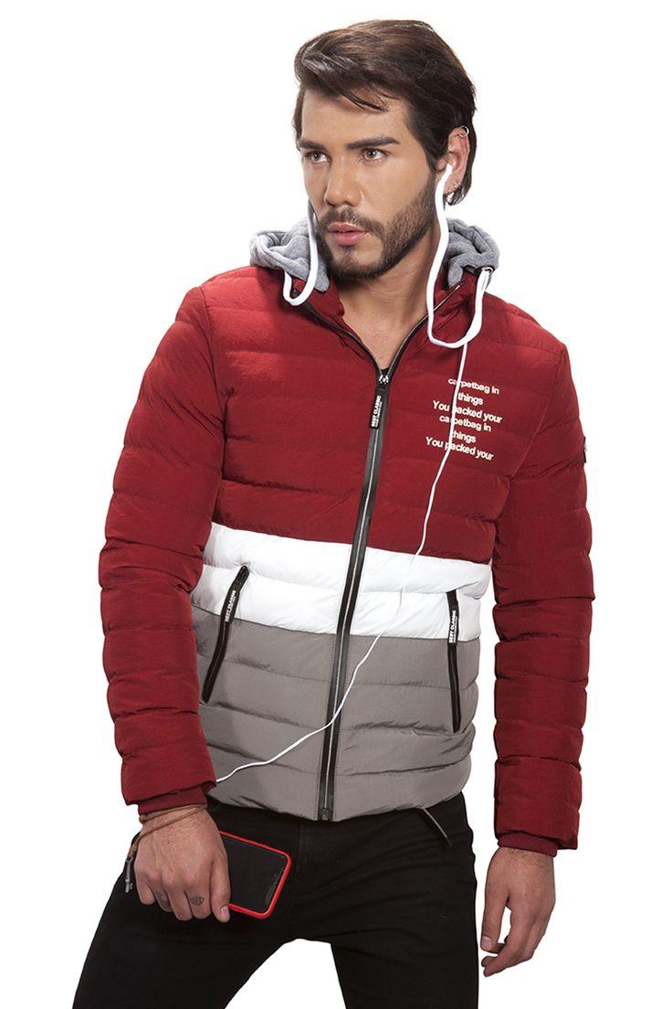 REF: 228 - Chaqueta Impermeable #SidneyJeans #hombre #chaqueta #impermeable #jacket #men #moda #winter #viaje