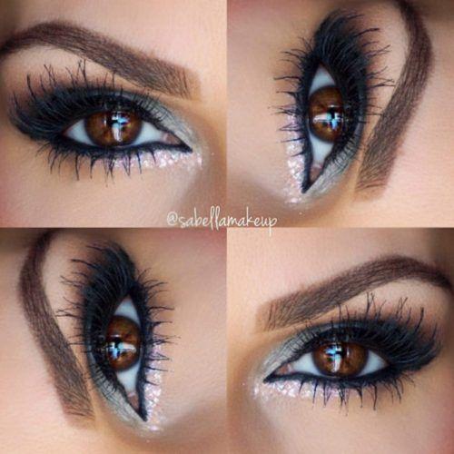 Glitter Eyeshadows for Brown Eyes picture 5 #glittereyeshadows