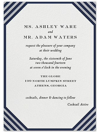 How To Write The Perfect Wedding Invitation Refinery29