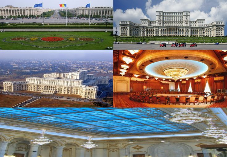 Romanian House of Parliament