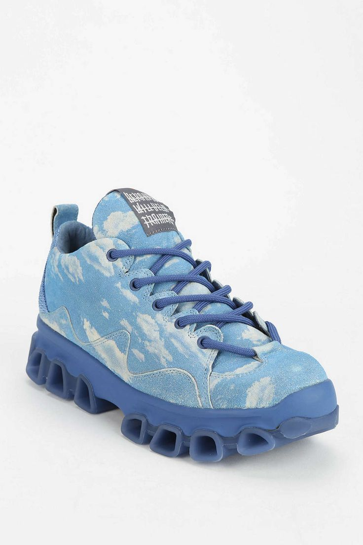 Goshhhh i so much luv this sneakers // Camper Together Wilhelm Blue Sky  Sneaker - Urban Outfitters