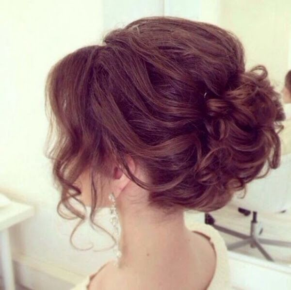 Hairstyles Up For Prom: 1000+ Ideas About Prom Hairstyles On Pinterest