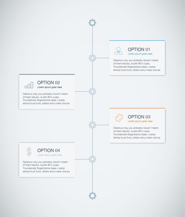 10 FREE Infographic Vector Templates on Behance