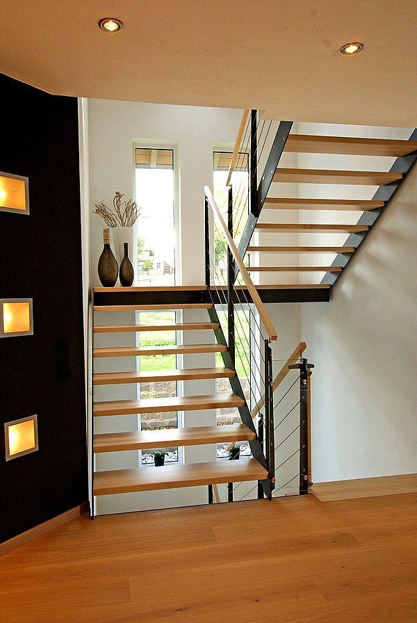 Stahlwangentreppen Treppen Arte Regensburg Stahlwangentreppe Stahltreppen Treppe Haus