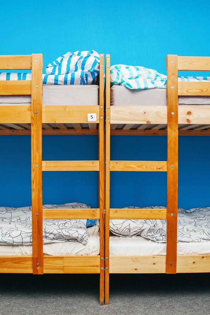 Typical Dorm Room: Mom's Dorm Room Must Haves