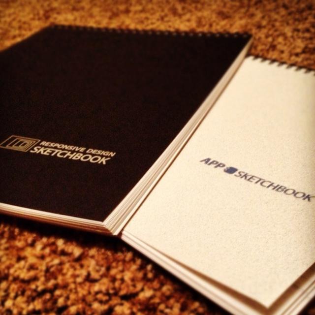 App / UX sketchbook. Just got mine yesterday. Appsketchbook.com