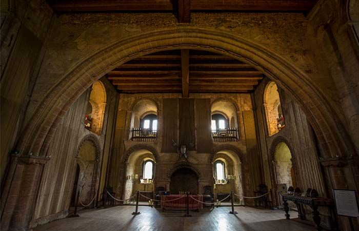 medieval castles interior Google Search medieval reference