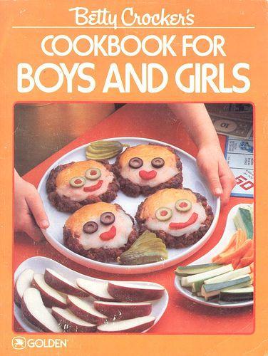 Children's Cookbook, 1985 | Flickr - Photo Sharing!