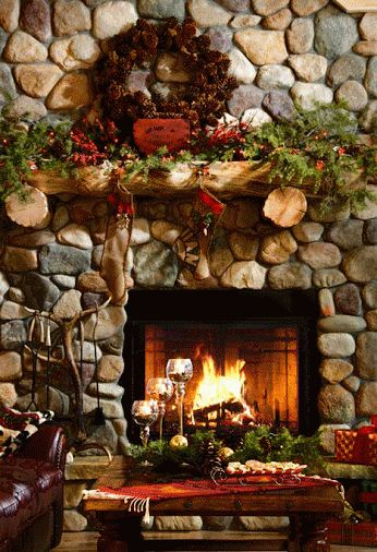 ~`•°*Merry Christmas Darling*°•`~ ~ Cozy By The Fire ~ #LadyLuxuryDesigns