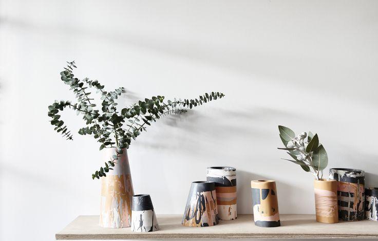 CAPRA DESIGNS - Vases
