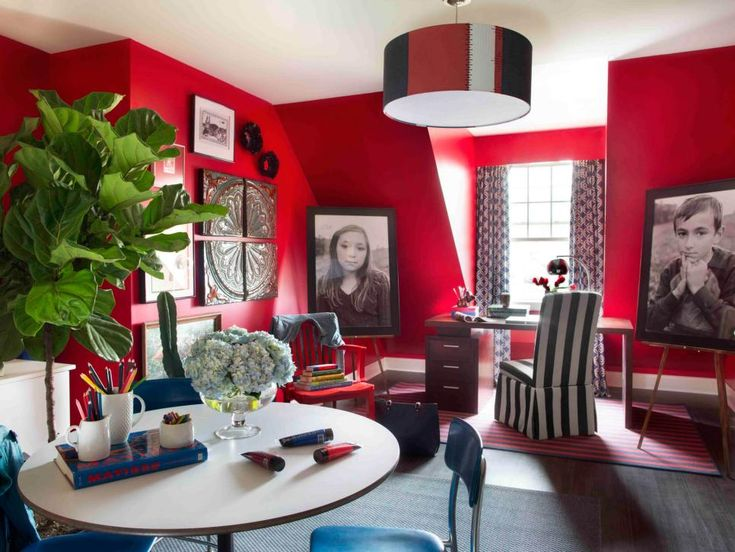 INTERIOR DESIGN: Home Decorating Color Ideas