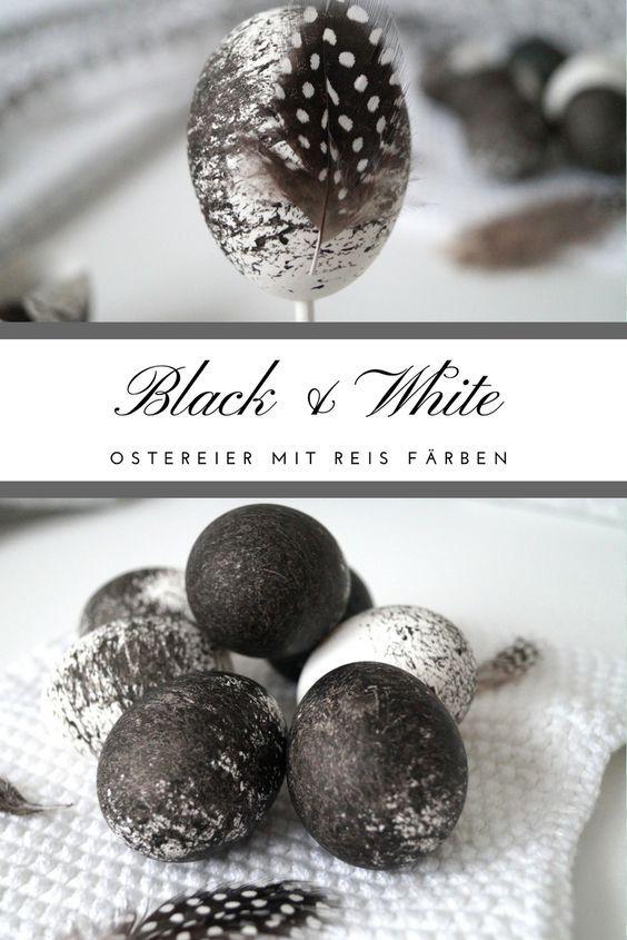 228 besten DIY Ostereier bemalen / färben / verzieren / tätowieren ...