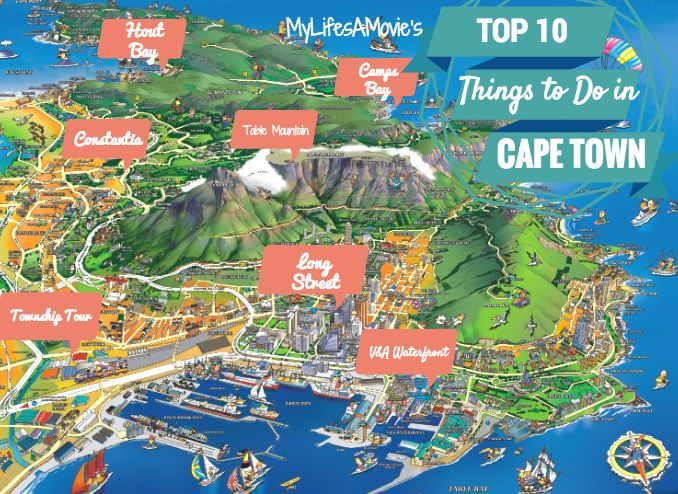 Before I went to Cape Town I not only researched every possible thing about it and what to do, but also found and interviewed local bloggers for their tips too