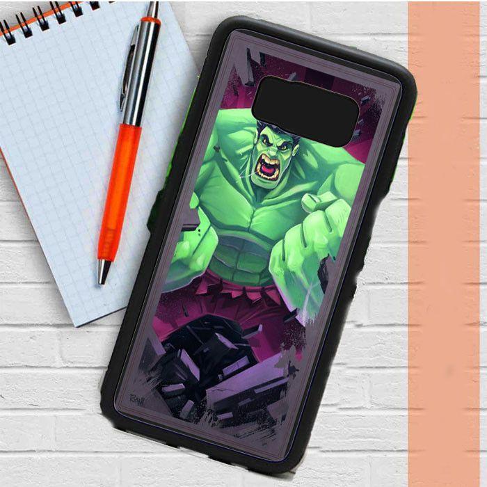 Hulk Movie Tone Samsung Galaxy S8 Case Dewantary