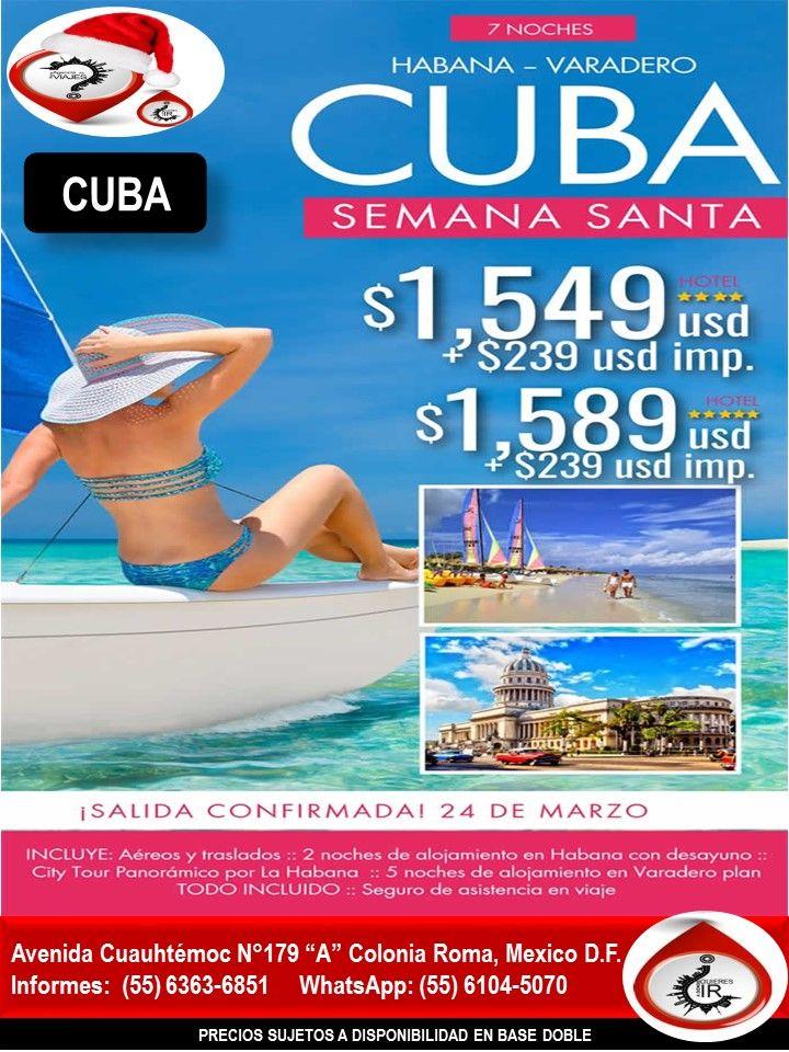 Cuba Llámanos Al 6363 6851 Escríbenos Al Correo Buzon Romaagenciadeviajes Com También Puedes Visitar La Pagina Web Ww Varadero Cuba Ofertas De Viajes Viajes