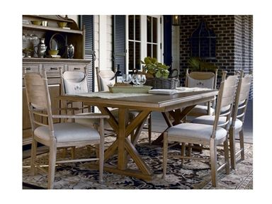 Amazing Shop For Paula Deen By Universal Family Style Table, 192655, And Other  Dining Room