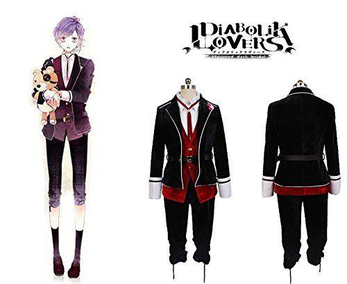 DIABOLIK LOVERS Sakamaki Kanato Cosplay Kostüm Herren S K... https://www.amazon.de/dp/B01EQUNETI/ref=cm_sw_r_pi_dp_x_QaEdybC2X9SBZ
