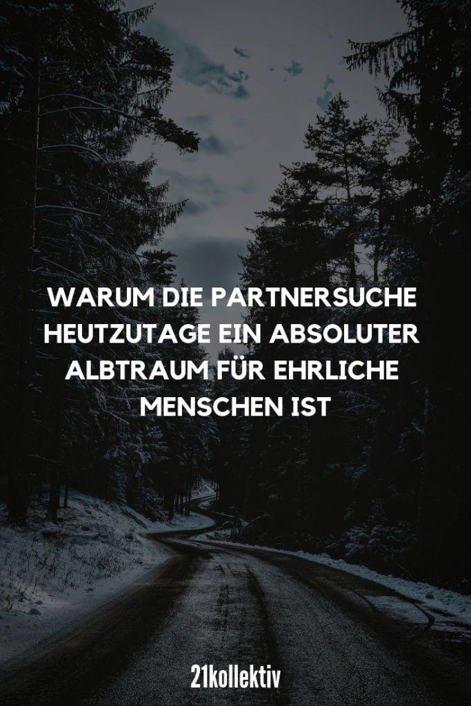 Partnersuche heutzutage