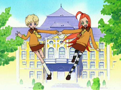 Sugar² Rune Anime OP screenshot